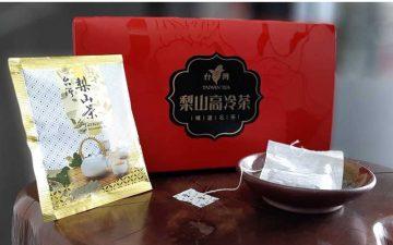 梨山高冷茶茶包